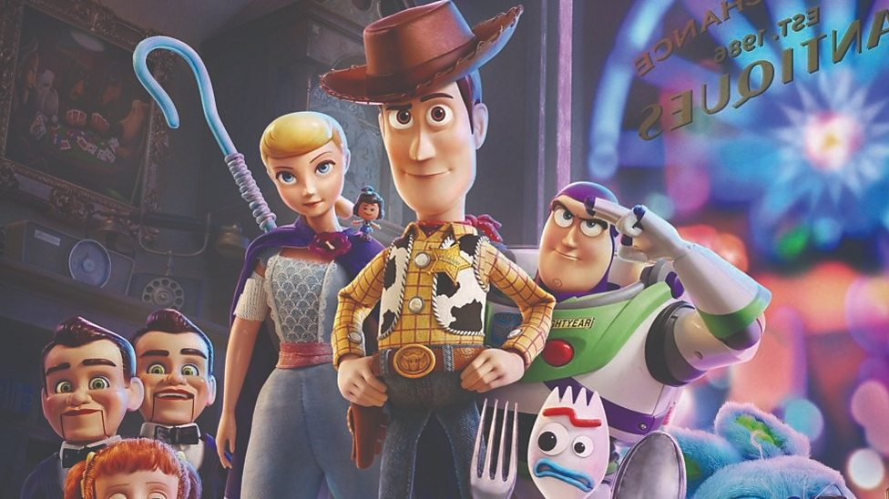 The new Toy Story 4 trailer has just dropped
