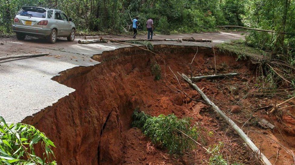 Cyclone Idai affecting millions of people