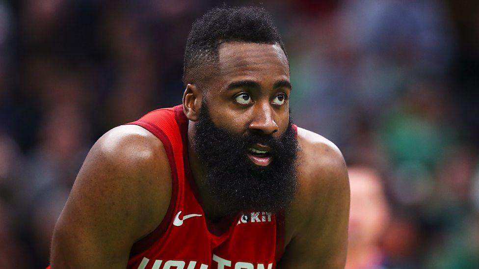 460a6b4c1f0 James Harden  Houston Rockets guard scores 57 points against ...