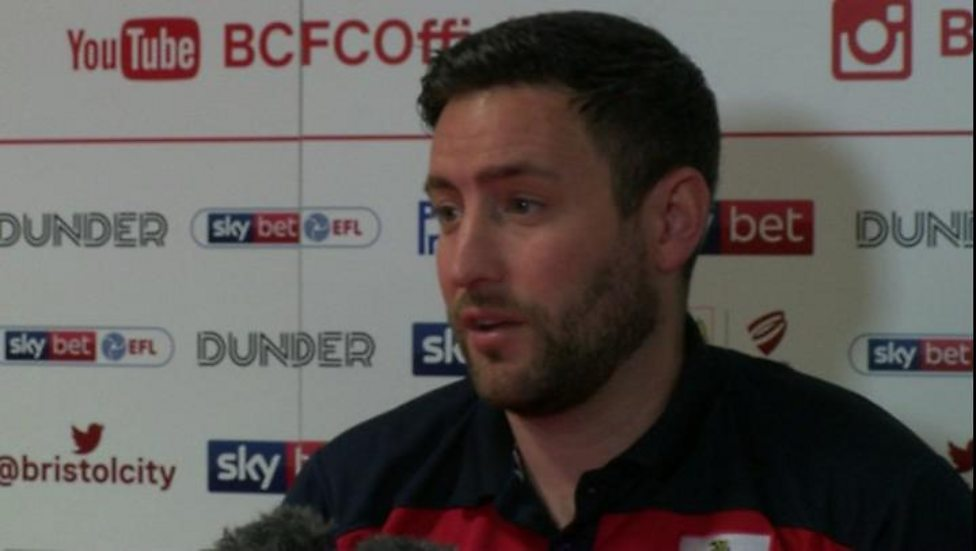 Lee Johnson: Bristol City head coach on 'bold' summer transfer plans