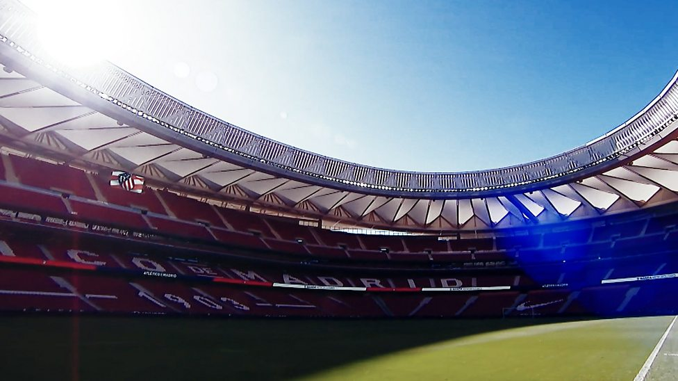Tottenham v Liverpool: Inside the Champions League final stadium in Madrid