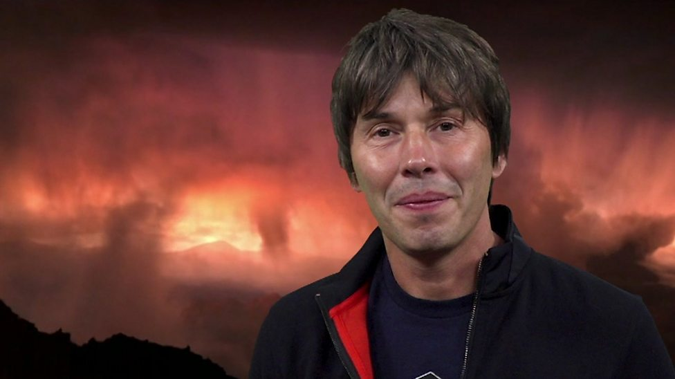 Brian Cox's epic journey through our solar system