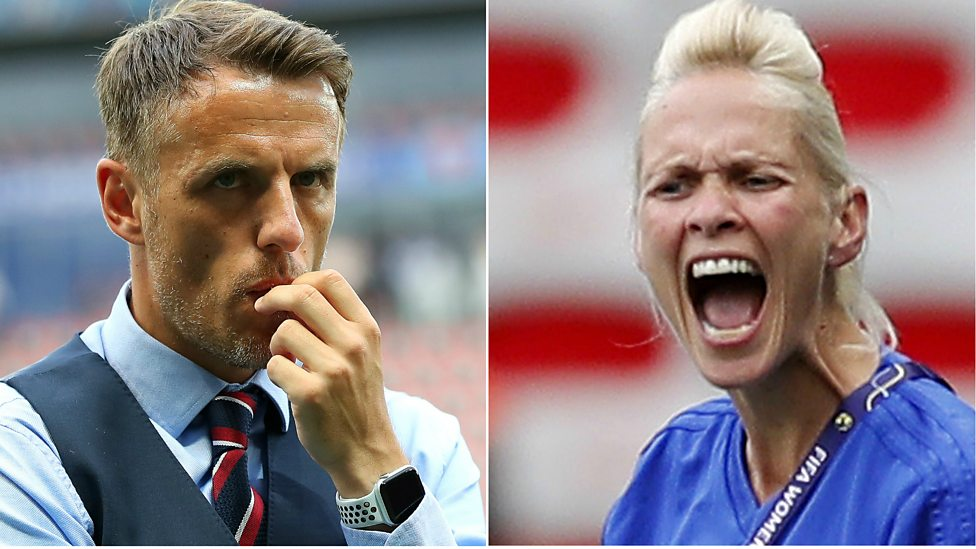 Women's World Cup 2019: Phil Neville & Shelley Kerr react to opening World  Cup game