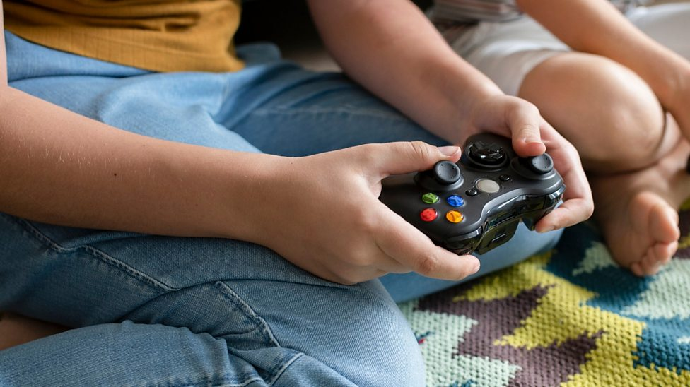Advice for working in video games industry - CBBC Newsround