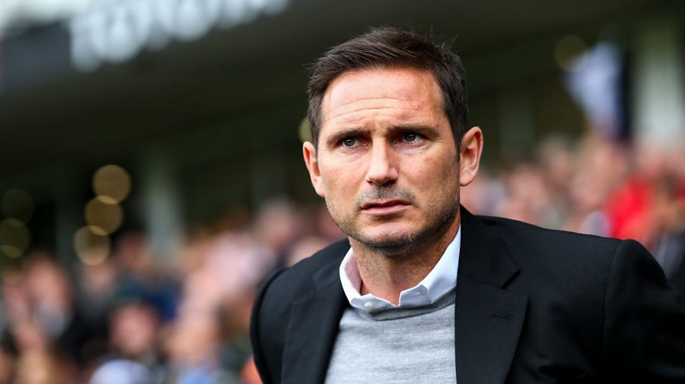 Chelsea Glenn Hoddle Says Frank Lampard Could Manage The Club Bbc Sport