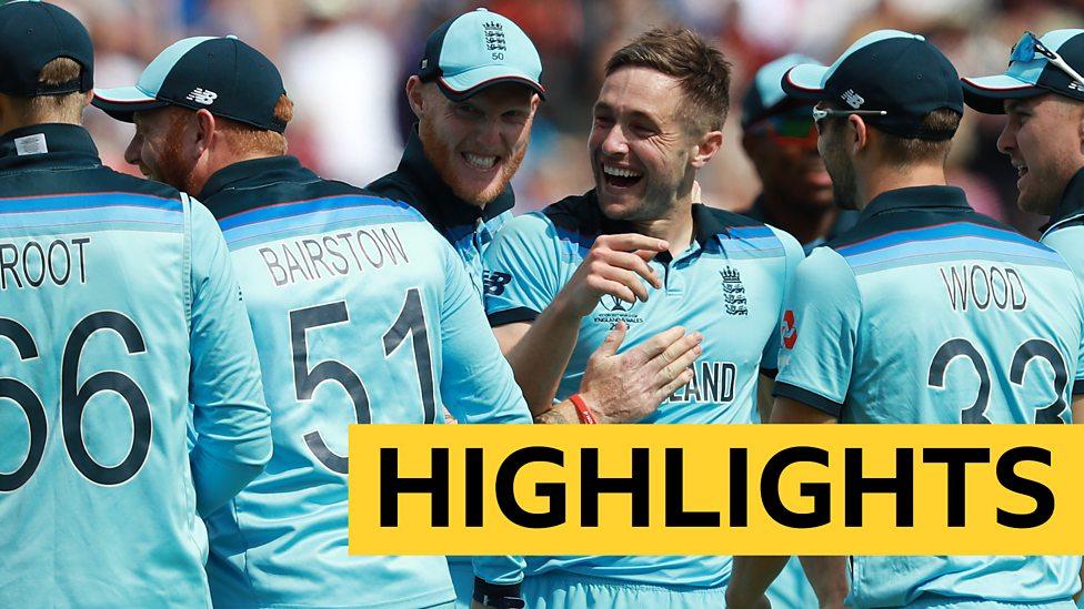 England Reach Cricket World Cup Final With Thrashing Of Australia Highlights Bbc Sport