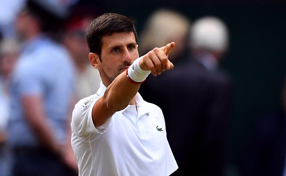 Wimbledon 2019 The Moment Novak Djokovic Beats Roger Federer To Win Epic Final Bbc Sport