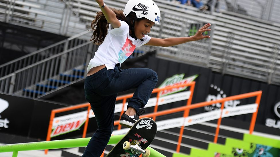 Watch: 11-year-old skateboarder with some serious skills
