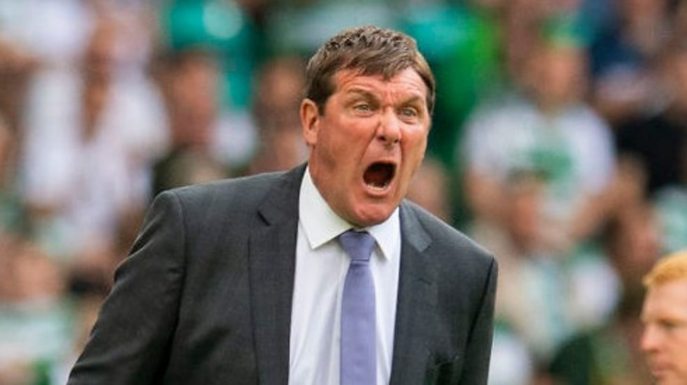 Tommy Wright: St Johnstone manager 'might need more than just a striker' -  BBC Sport