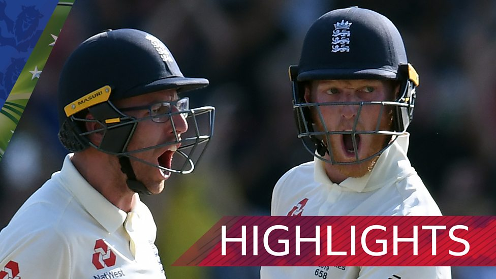 Ashes Highlights Ben Stokes Leads England To Epic Win At Headingley