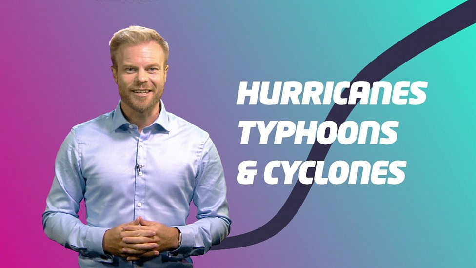 What's the difference between tropical storms?