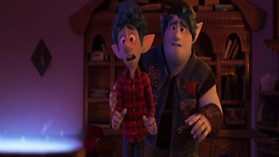 Pixar's Onward: First full trailer released