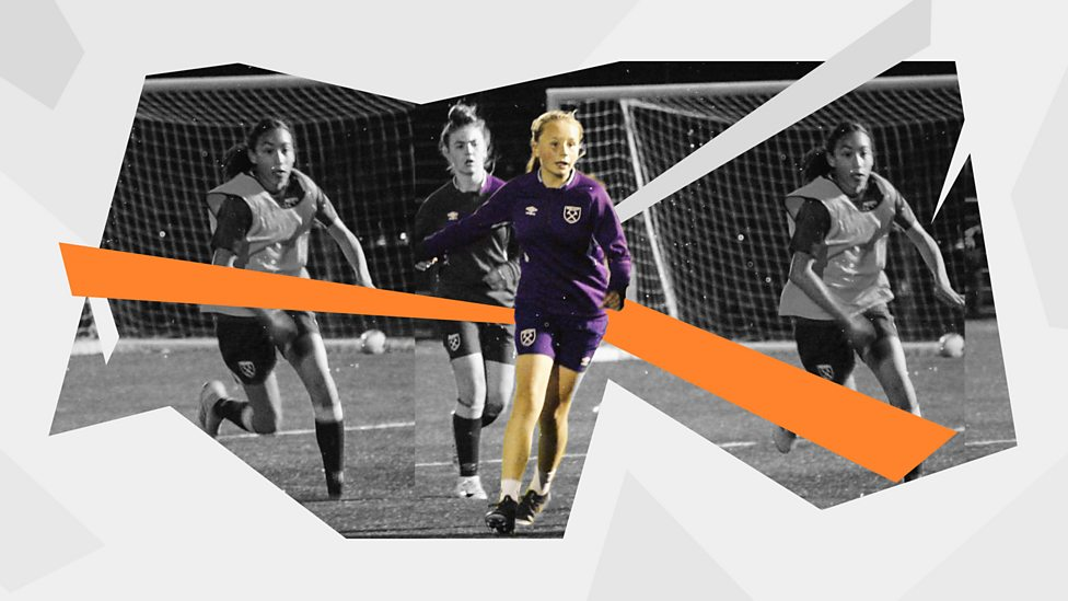 What's it like to play in a women's pro-academy?