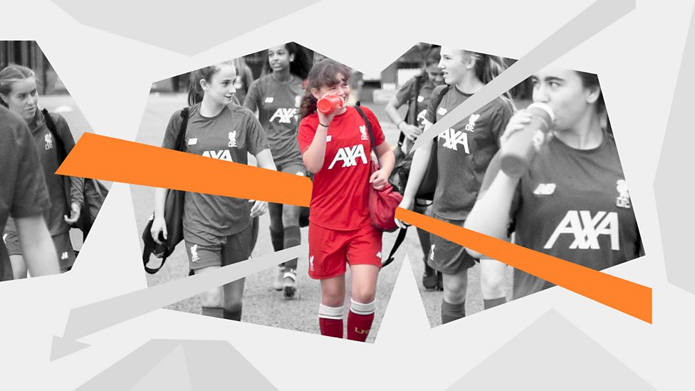'I want to produce an England captain at Liverpool girls' academy'