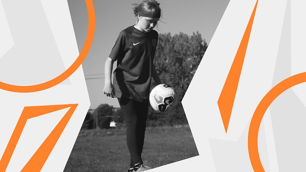 Olivia's story: 'I'm making a stand for girls in football'