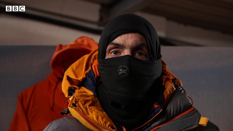 What do you wear to go to the Antarctic?