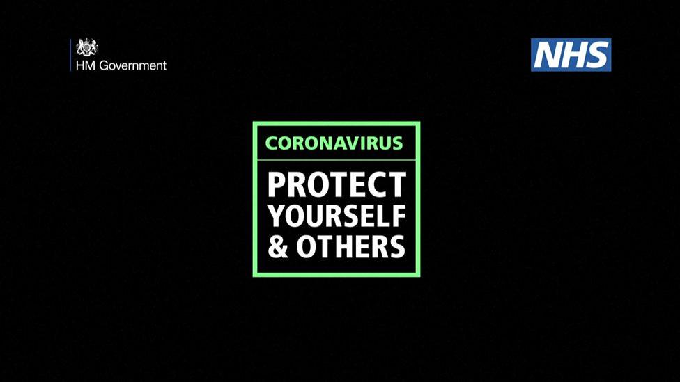 Government creates new coronavirus advert