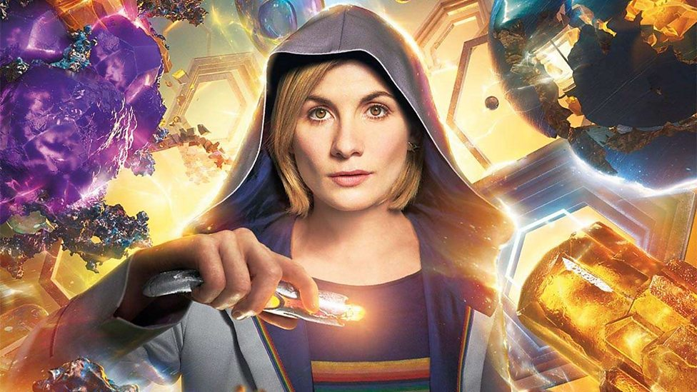 Jodie Whittaker's Doctor sends a message to kids staying indoors