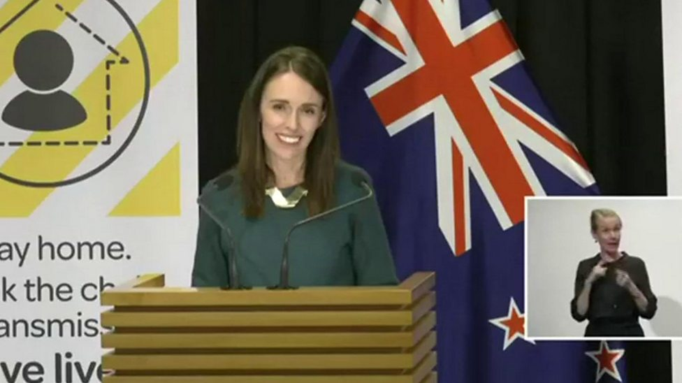 Easter bunny can visit during lockdown, says NZ PM