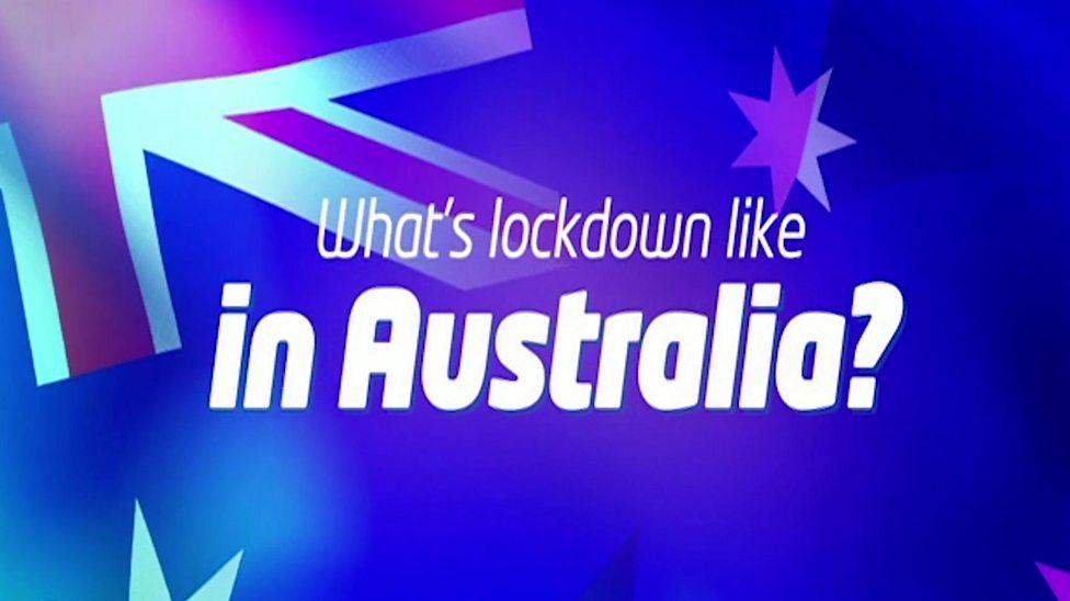 What's lockdown like for kids in Australia?