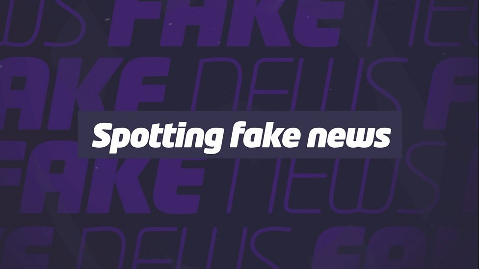 How to spot fake news and misinformation online