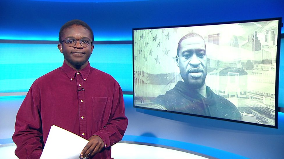 Watch our special programme on US protests and racism