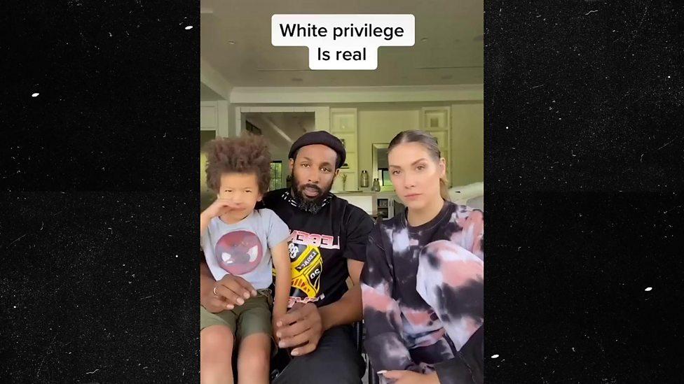 The white privilege TikTok challenge