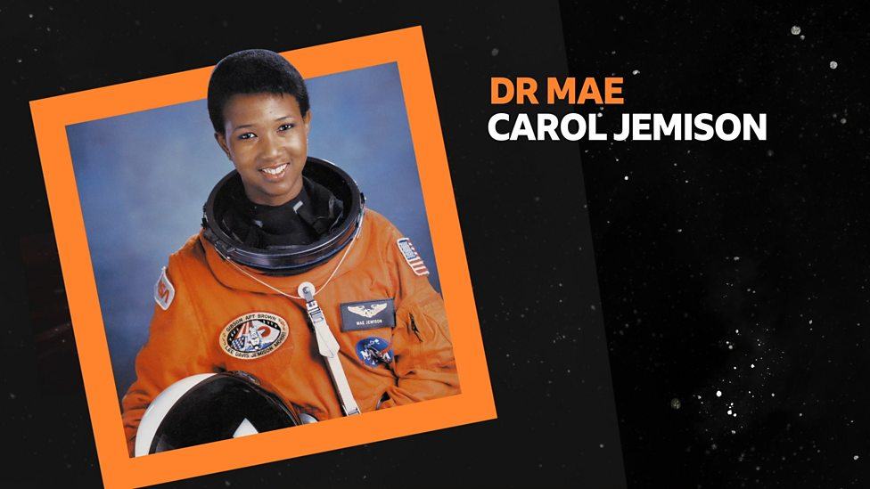 Meet the first African-American woman to travel into space