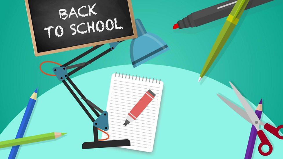 Back to school advice