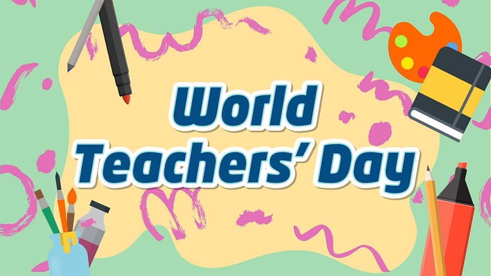 Your messages on World Teachers' Day