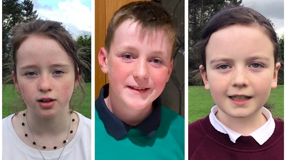 Kids in Northern Ireland tell us about their half-term holiday plans