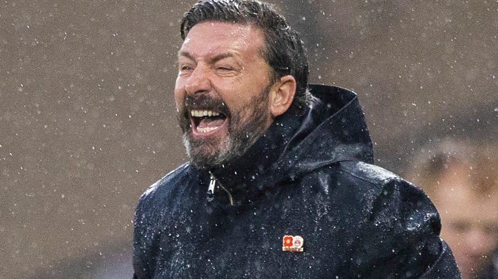 Brilliance' and 'slackness' cost Aberdeen - Derek McInnes - BBC Sport
