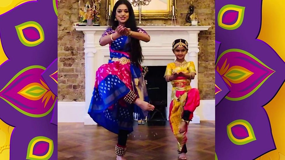 Diwali: Learn some traditional Indian dance steps