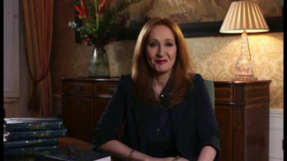 JK Rowling: The Ickabog book release confirmed