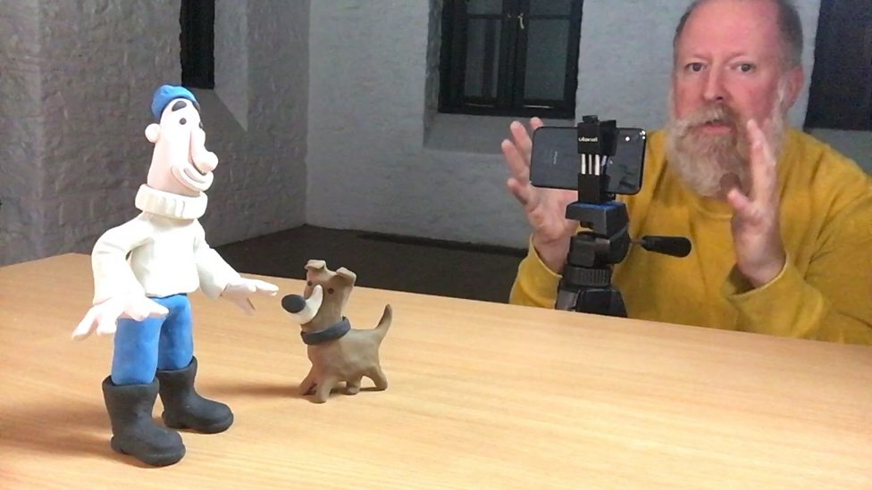 Stop motion animation: Top tips from an Aardman pro