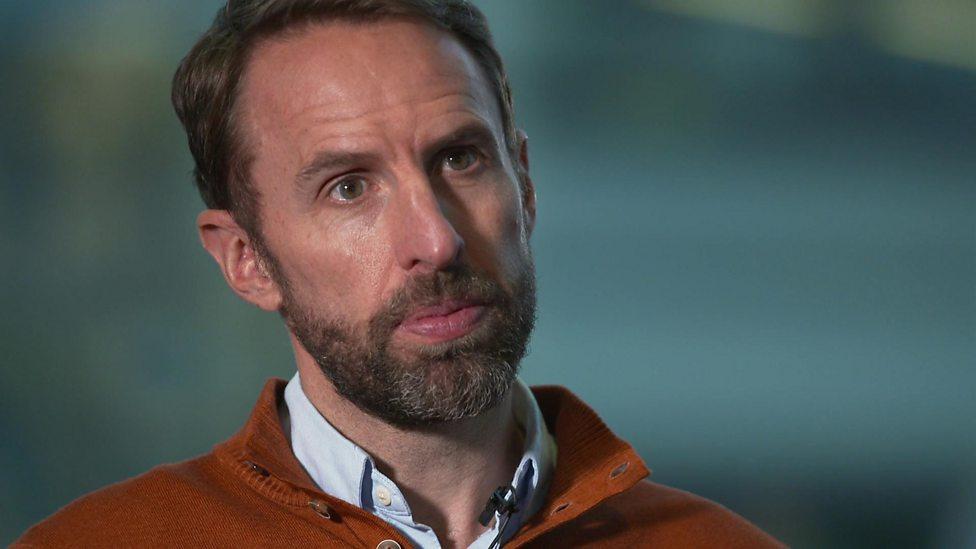 Shanequa quizzes England manager Gareth Southgate