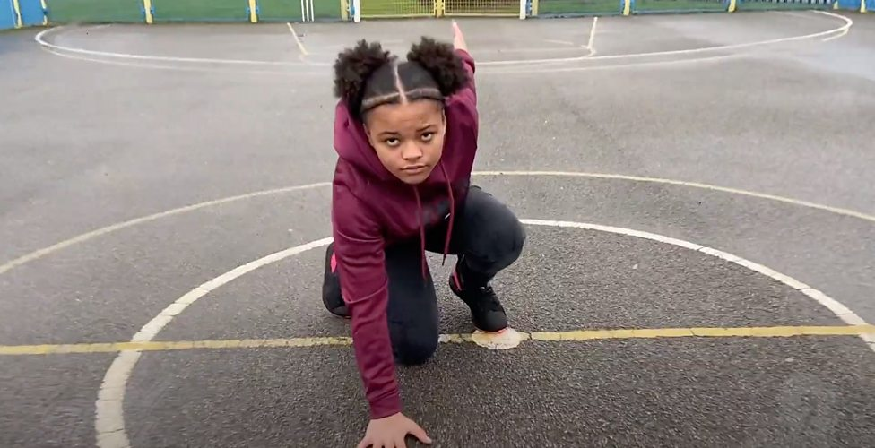 BGirl Terra, the breakdancer aiming for Olympic gold