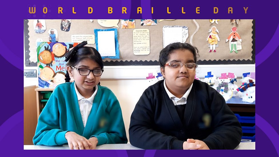 World Braille Day: Kids tell us more