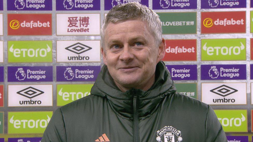 Burnley 0-1 Man Utd: Solskjaer praises Pogba as Man Utd go top of Premier League - BBC Sport
