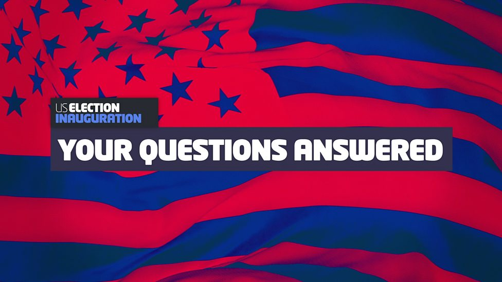 Inauguration 2021: YOUR questions answered