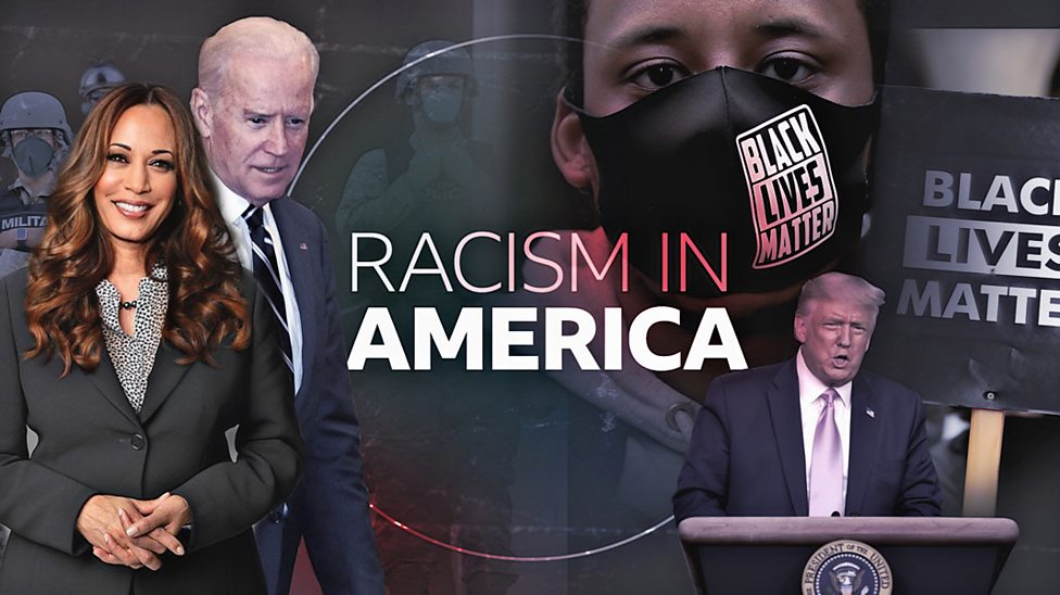 Do US kids think President Biden will help the fight against racism?