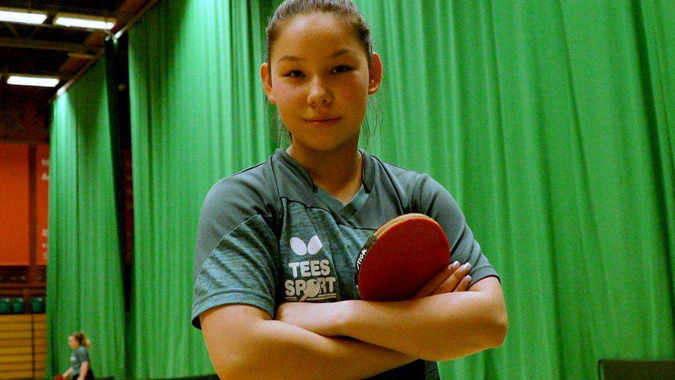Meet the British table tennis star advising the White House