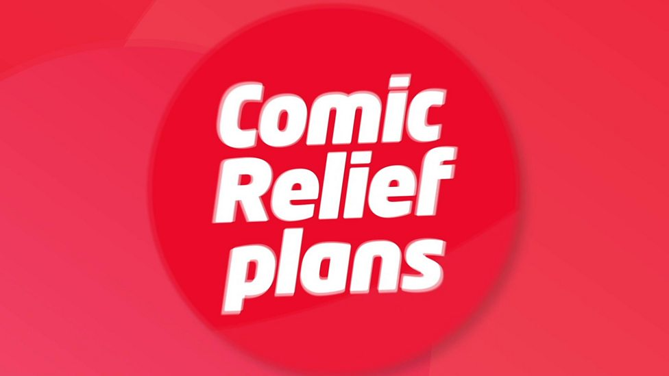 YOUR plans for Red Nose Day