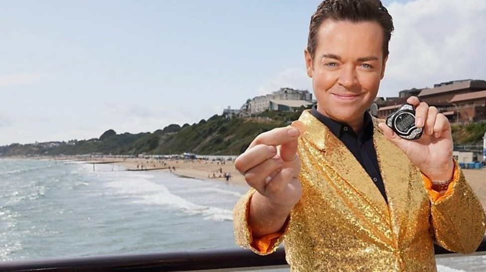 In For A Penny's Stephen Mulhern gets quizzed by Newsround!