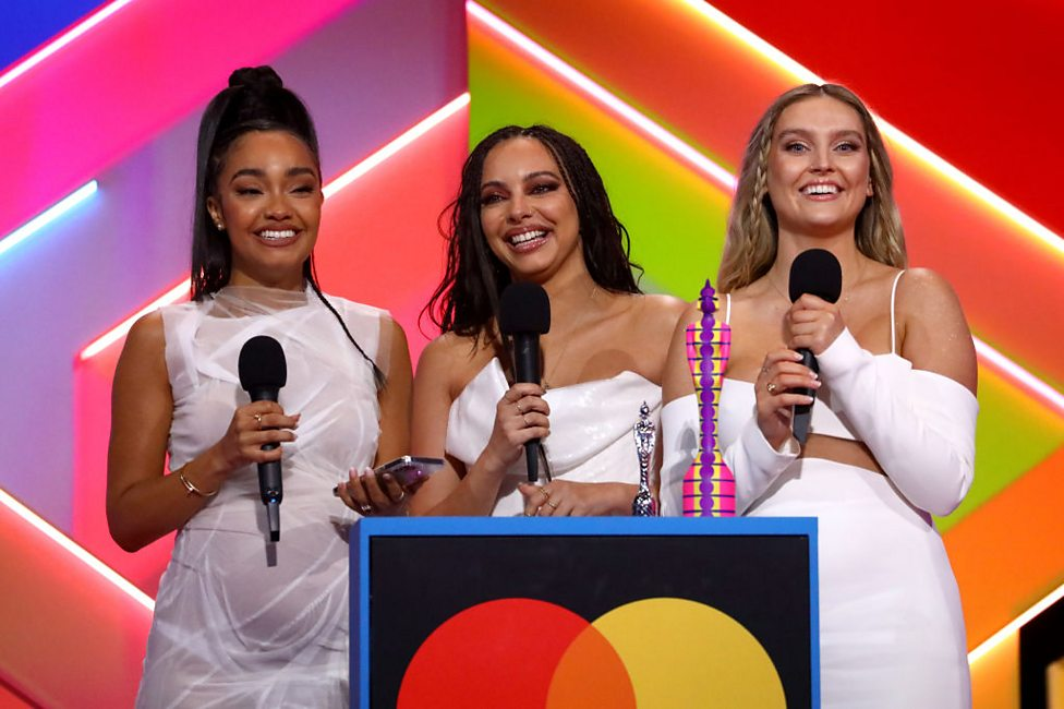 What does Little Mix's historic Brit Award win mean to you?
