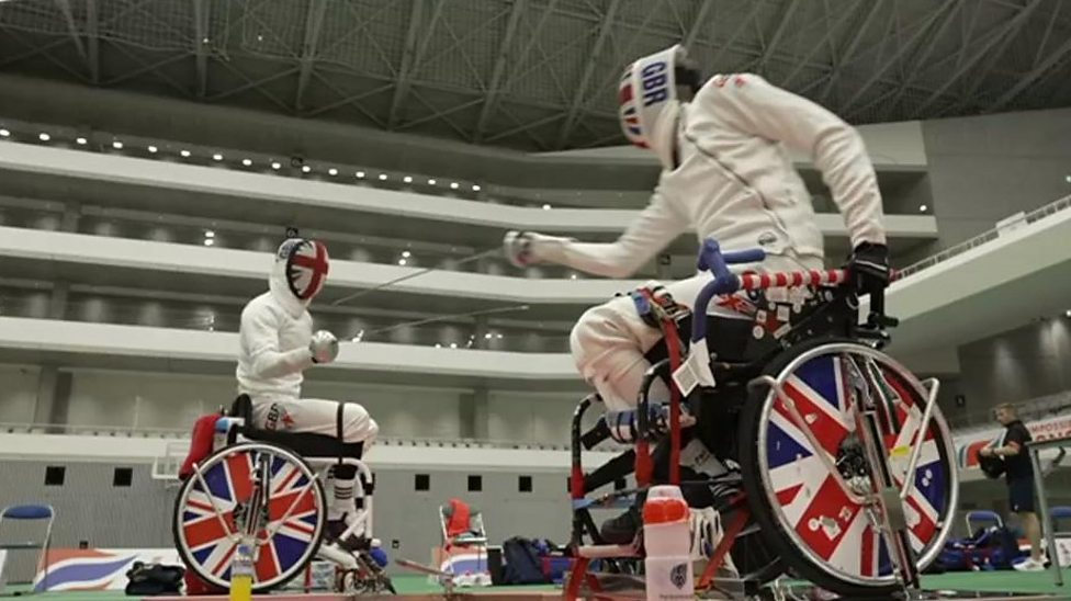 Paralympics GB athletes tell us their hopes for Tokyo 2020