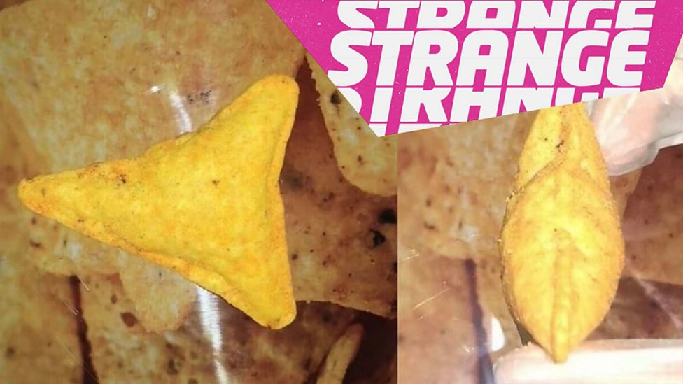 Strange News - gravy fights and a costly crisp!