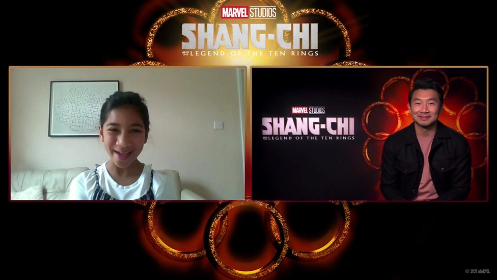 We speak to actors from Marvel Shang-Chi