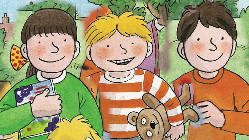 New Biff, Chip and Kipper live-action series
