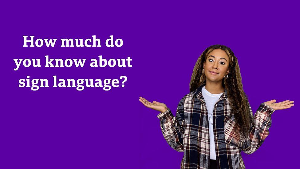 Six things you might not know about sign languages